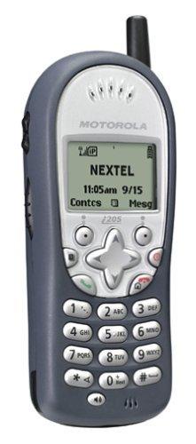 Motorola I205 cell phone nextel/Boost - Iden Nextel Boost