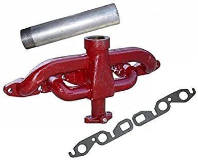 New Farmall ABC 100 200 230 Super A Manifold with Gasket