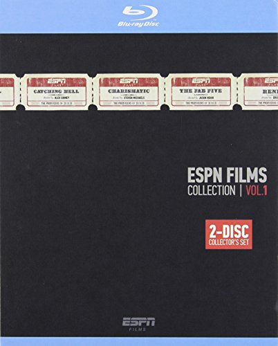 Blu-ray : Espn Films: 2011 Collection Fab 5 / Herschel / Renee / Charismatic / Catchinghell (2PC)