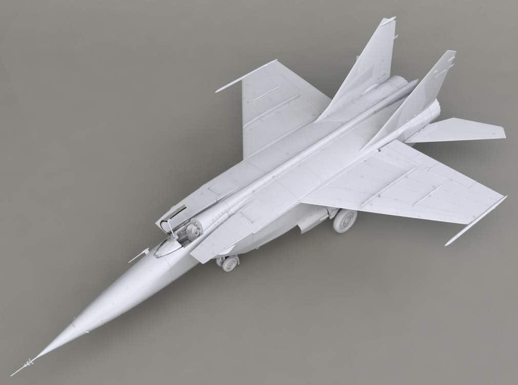 Kit di Montaggio per modellismo Grigio ICM 72174 MiG-25 RBF,Soviet Reconnaissance Plane Colore