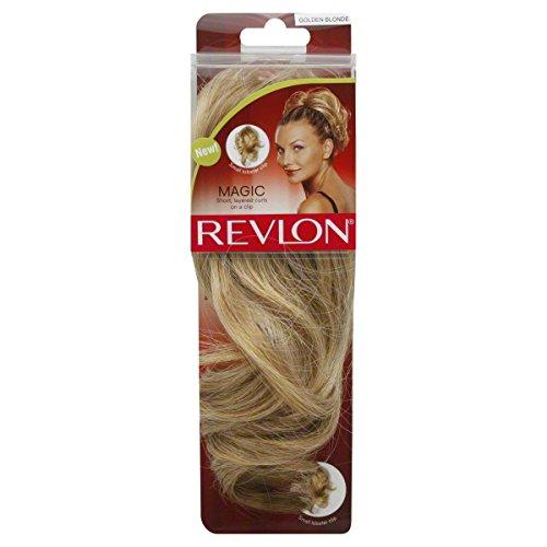 Revlon Hair Extensions (Revlon Wavy Locks, Golden Blonde, 1 each)