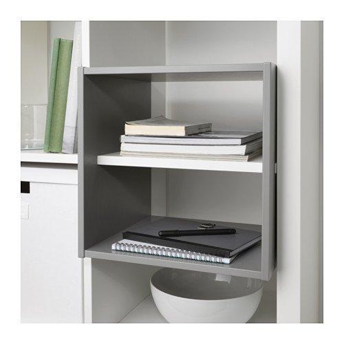 Ikea Kallax Shelf Divider Light Gray 603 460 70 Buy
