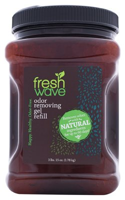 Fresh Wave Continuous Release Odor Eliminator Gel, 64-Ounce Jar