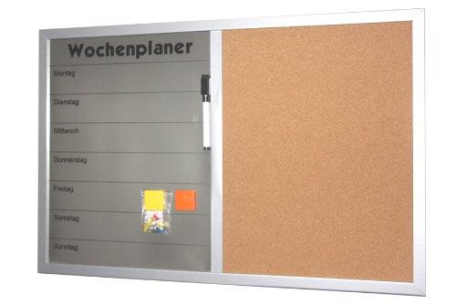 Magnet-Kork Memoboard Pinnwand 40 x 60cm Magnetboard