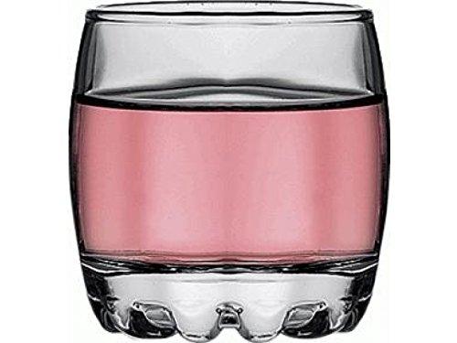 Pasabahce Sylvana Liquor Glass Set, 81ml, Set of 6