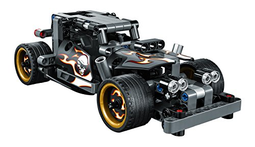 Amazon Lego Technic Getaway Racer 42046 Building Kit Toys Games