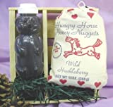 Gift Crate: 8.5oz Honey Bear & 10oz Huckleberry Biscuit Mix