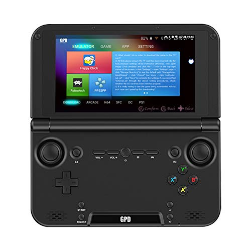 GPD XD Plus [HW Update] Android 7 0 Handheld Game Console
