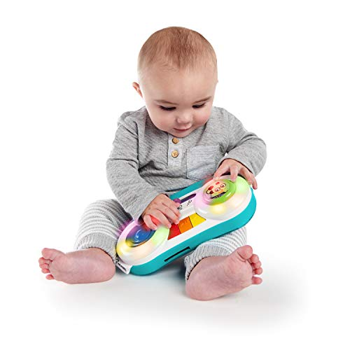 41D2BNn5onL - Baby Einstein Toddler Jams Musical Toy, 12 Months +