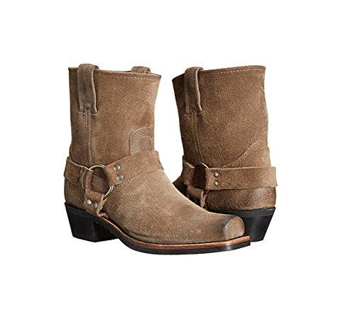 FRYE Womens 8R WSHOVN Harness Boot