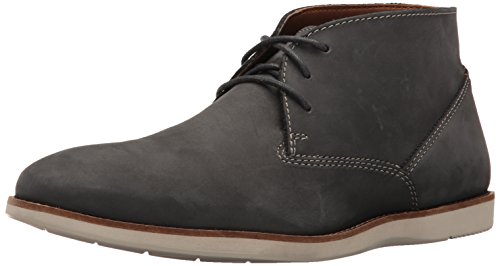 Clarks Hombres Franson Top Oxford Navy