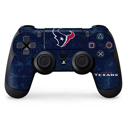 Price comparison product image NFL Houston Texans Distressed Skin for Sony PlayStation 4 / PS4 Dual Shock4 Controller