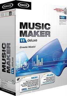 Music Maker 11 Deluxe [OLD VERSION]