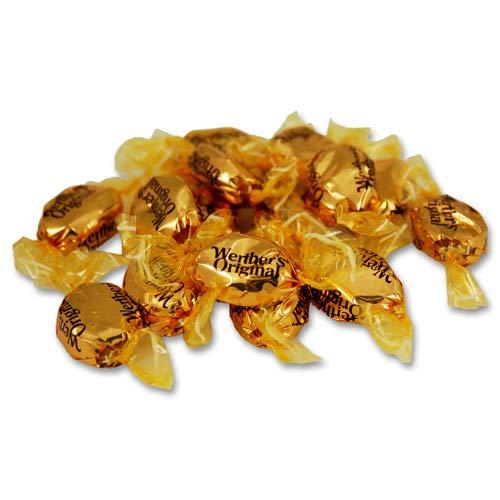 Storck Werther's Original Caramel Hard Candies, 34 Oz. - Pack of 3