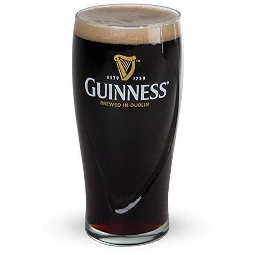 Guinness 20oz Gravedad Vaso de cerveza