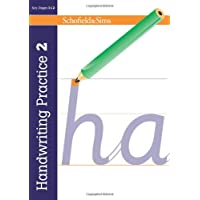 Handwriting Practice Book 2: KS2 English, Ages 7-11