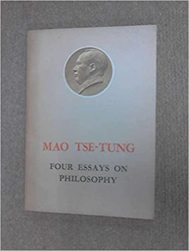four essays on philosophy mao tse tung com books