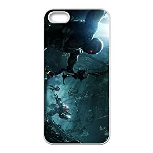 Crysis 3 iPhone 5 5s Cell Phone Case White Tribute gift pxr006-3910779