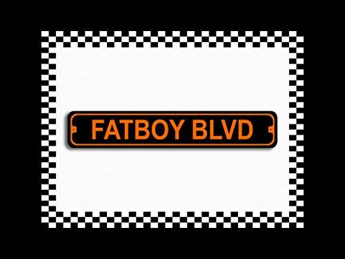 Custom Fatboy - 1