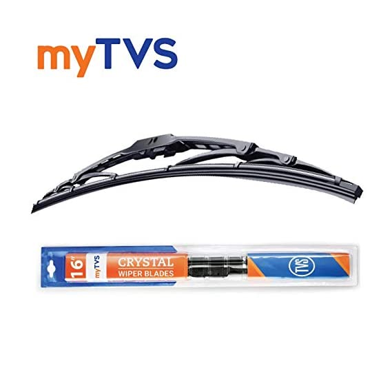 myTVS Crystal Wiper Blade for All Car (Size : 12 Inch X 12 Inch)