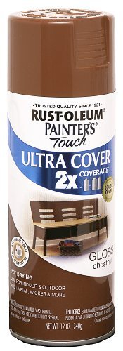 Rust-Oleum 249847 Painter's Touch Multi Purpose Spray Paint, 12-Ounce, Chestnut Color: Chestnut, Model: 249847, Tools & Hardware - Painter Store
