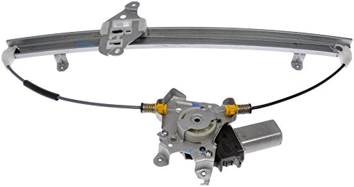 Dorman 741-349 Front Passenger Side Power Window Regulator and Motor Assembly for Select Nissan / Suzuki Models