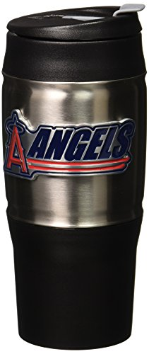 MLB Los Angeles Angels 18-Ounce Travel Mug - Anaheim Angels Tumbler