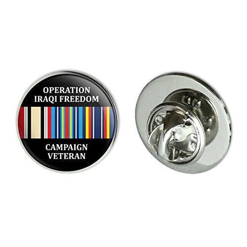 Graphics and More Marines Operation Iraqi Freedom Campaign Veteran Ribbon OIF Officially Licensed 0.75
