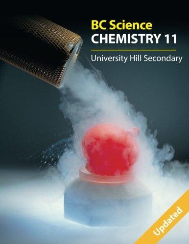 BC Science Chemistry 11: University Hill Secondary