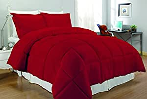 South Bay Microfiber Down Alternative Comforter Set Full
