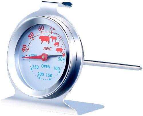 Rosenstein & Söhne Braten- und Ofen-Thermometer