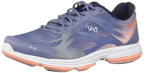 Best Women Walking Shoe - Ryka Women's Devotion Plus 2 Walking Shoe, Tempest, 8.5 M US