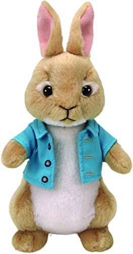 Ty - Peter Rabbit Plush - COTT