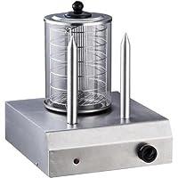 Syntrox Germany Machine à Hot-dog avec 2 pics à pain