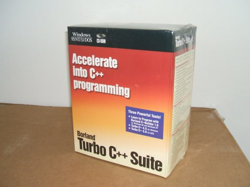 Borland Turbo C++ Suite