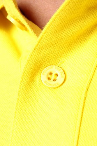 Sundek Polo Shirt BASIC, Color: Yellow
