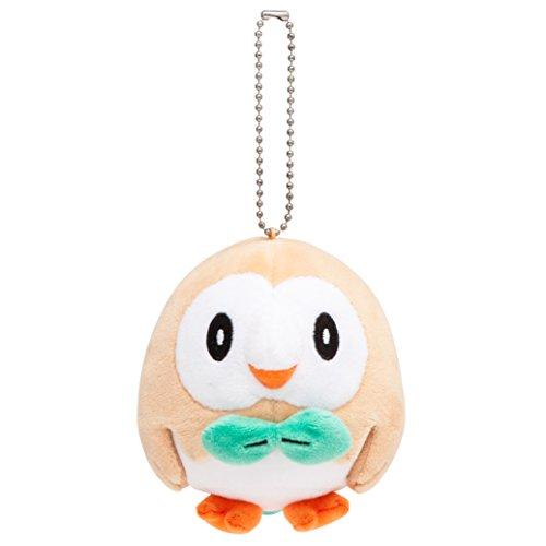 Pokemon Center Original Mascot - Rowlet Mokuro Plush toys