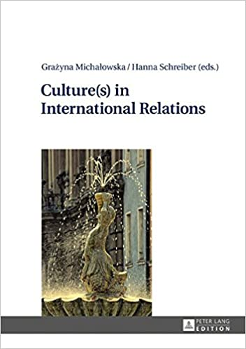 Amazon com: Culture(s) in International Relations (9783631679029