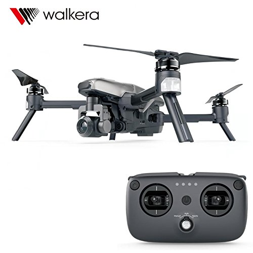 Xiangtat Walkera Vitus 320 5.8G WiFi FPV with 3-Axis 4K Camera Gimbal Obstacle Avoidance AR Games Drone VS for DJI Mavic Pro Spark