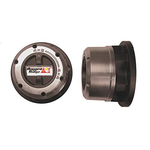 Rugged Ridge 15001.01 10 Spline 6-bolt Mount Manual Locking Hub
