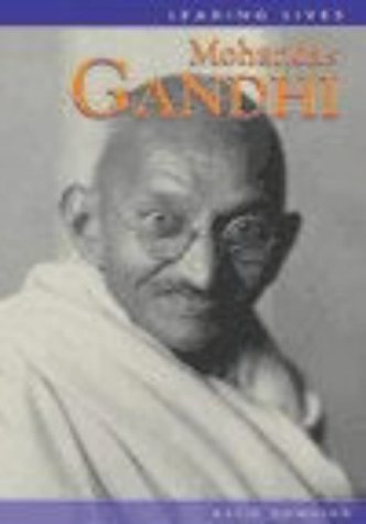 Mohandas Gandhi (Leading Lives)