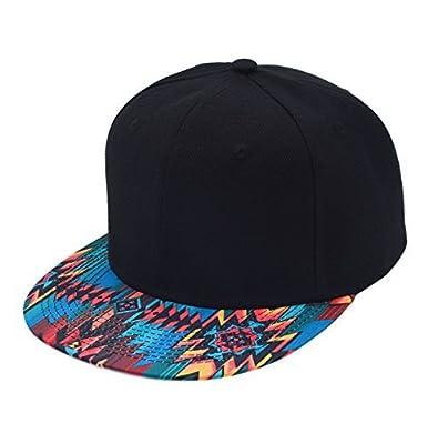 Vegali Fashion Cool Adjustable Snapback Hip-hop Golf Baseball Cap Hat Unisex