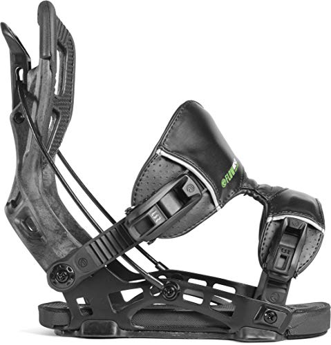 Ride 2019 Flow NX2-CX Mens Graphite Extra Large Snowboard Bindings