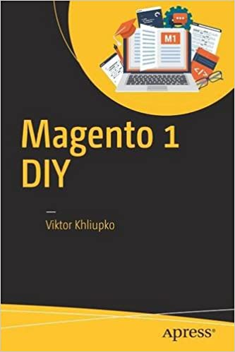 Book Magento 1 DIY
