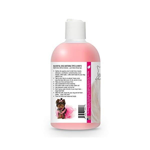 The Blissful Dog Drama Queen Dog Shampoo 2