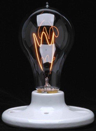 Ferrowatt 18936 - 70 watt 120 volt Triple Loop Filament Medium Screw Base Ferrowatt (1893) (F1893 70W 120V E26 BASE)