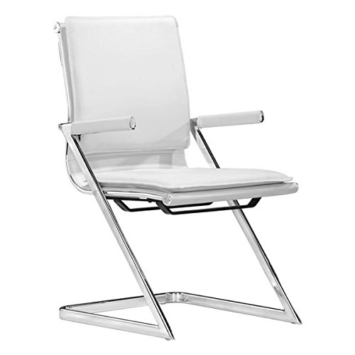 Zuo Lider Plus Conference Chair, White