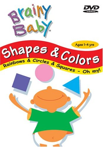 Brainy Baby Shapes Colors Classic