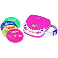 Barbie Sing With Me Discgirl CD Player