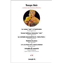 REVUE TEMPS NOIR NO.04